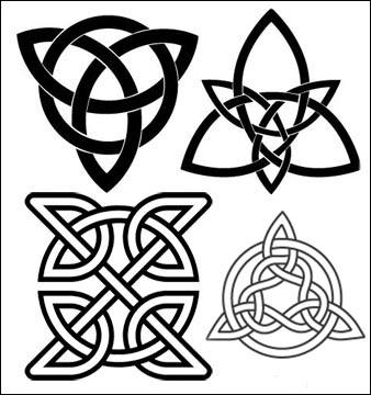 фото кельтские значение узоры