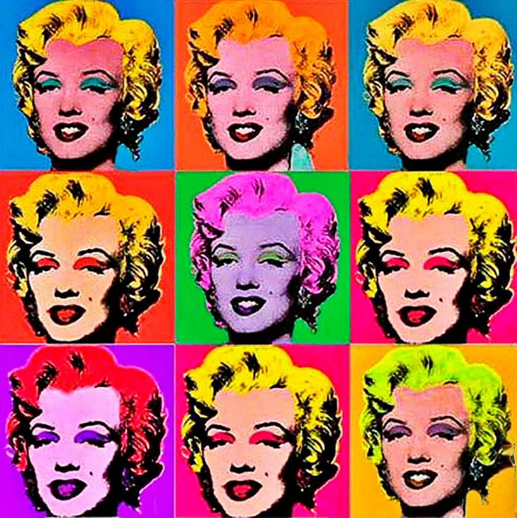 reproduction repetition and sampling in pop art Pop art and sampling in pop art, reproduction and repetition are the main aspects that distinguish it from other art movements andy warhol's marilyn is a perfect example of reproduction of image already familiar to the audience, and.